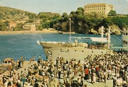 Ulcinj - Port W Ship Novi Sad , Jadrolinija 1964 - Montenegro