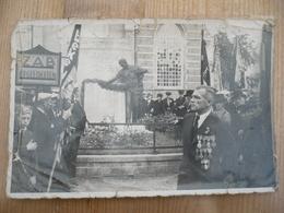 Moerbeke Foto Opgeeisden Eerste Wereldoorlog Decoratie - Guerra, Militares