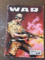 WAR N° 15 - IMPERIA - MAI 1971 - BON ETAT - Small Size