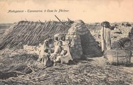 CPA MADAGASCAR - Tananarive - Case De Pêcheur - Madagascar