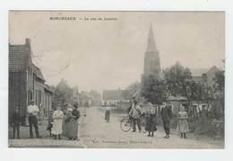 MONCHEAUX La Rue De Lestrez LILLE TEMPLEUVE - Lille