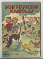 Majora * Colecção Gato Preto * Nº1 * Dois Pequenos Mariolas - Livres, BD, Revues