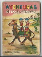 Majora * Colecção Gato Preto * Nº2 * Aventuras De Dois Gémeos - Books, Magazines, Comics