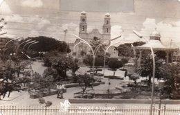PARQUE Y TEMPLO-NON VIAGGIATA-C.D. DEL CARMEN CAMP. MEXICO - Messico