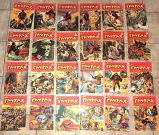 Rare Série FANTAX  N° 1-2-3-4-5-6-7-8-9-10-11-12-13-14-15-16-17-18-19-20-21-22-23-24.1948-1949 .NEUF  En Italien EO - Books, Magazines, Comics