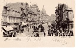 PRAG/PRAHA - Der Graben, Ed. Bellmann Prag, 2.3.1900 - Czech Republic