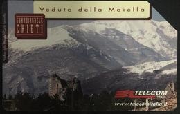 Paco \ PF 1234 \ Linee D' Italia 2000 - Abruzzo \ Usata - Italy