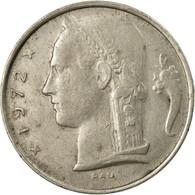 Monnaie, Belgique, 5 Francs, 5 Frank, 1972, TB+, Copper-nickel, KM:135.1 - 1951-1993: Baudouin I
