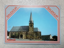 Baudour L'église - Belgique