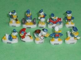 Série De Fèves Complète : ça C'est Donald , 2002 - Disney