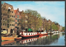 Amsterdam, Old Warehouses Along The Brewerscanal, Unused - Amsterdam