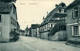 GUEMAR Rue Principale Belle Carte De 1915 - Sonstige Gemeinden