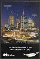 Australia, Melbourne, Downtown Skyline, Visitors Centre, Unused - Melbourne