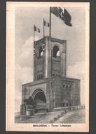 Bologna - Torre - Littoriale - Ed. Romeo Biagi - Bologna