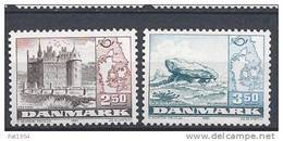 Danemark 1983 Série Neuve**  N° 775/776 Norden - Denmark