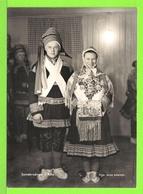 NORGE / NORVEGE / SAMEBRUDEPAR I ALTA / MARIAGE LAPON A  ALTA / Carte Vierge De - Norvège