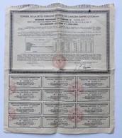 Dette Publique Empire Ottoman 1901-1905 - Actions & Titres
