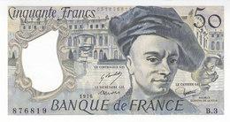 Billet 50 F Quentin De La Tour 1976 FAY F67.1 Alph. B.3 1ère Date D'émission P/NEUF - 1962-1997 ''Francs''