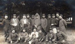 AVON - Souvenir Mai 1911 - Régiments