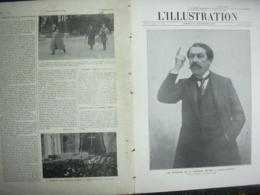 L'ILLUSTRATION 3696 LA JOCONDE / ELECTRICITE AUTO/ VELO TORPILLE - Journaux - Quotidiens