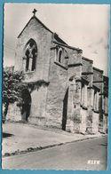 BOISSY-L'AILLERIE - L'Eglise - Citroen 2CV Auto - Carte Circulé 1967 - Boissy-l'Aillerie