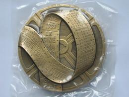 Médaille En Bronze - Monnaie De Paris - 100 Ans De Cinéma   ***** EN ACHAT IMMEDIAT ***** - Francia
