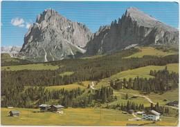 Italy, Dolomiti, Alpe Di Siusi, Italy, 1973 Used Postcard [21945] - Bolzano (Bozen)