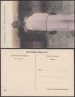 Congo Belge 1910 - Carte Postale Nr. 83. Femme Bakussu. Ref. (DD)  DC0213 - Congo Belge - Autres