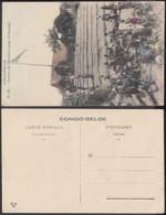 Congo Belge 1910 - Carte Postale Nr. 98.  Entrée De L'Ancien Camp D'Umangi   Ref. (DD)  DC0229 - Congo Belge - Autres