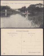 Congo Belge 1910 - Carte Postale Nr. 99.  Petite Rivière Près De Stanleyville   Ref. (DD)  DC0230 - Congo Belge - Autres
