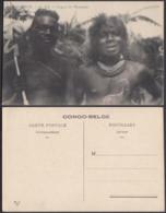 Congo Belge 1910 - Carte Postale Nr. 105. Types De Warundi.   Ref. (DD)  DC0236 - Congo Belge - Autres