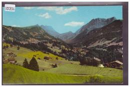 DISTRICT D'AIGLE - BARBOLEUSAZ SUR GRYON - TB - VD Vaud