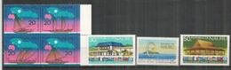 Conférence Du Pacifique Sud 1975, Wellington, New Zealand.  7 Timbres Neufs ** - Nauru