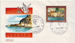 Italy Set On 3 FDCs - Other