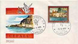 Italy Set On 3 FDCs - Holidays & Tourism