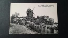 75 -  Vieux Montmartre - Vers Le Moulin De La Galette - District 18