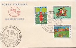 Italy Set On FDC - Other