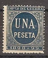 España Impuesto De Guerra 31 (o) Cifra - Impuestos De Guerra