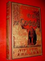 Un Hiver Au Cambodge Chasse Tigre Eléphant Buffle Souvenirs D'une Mission Officielle Edgar Boulangier 1888 Indochine XIX - 1801-1900