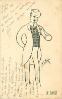 ILLUSTRATEURS.N°18464.ZIM.PORTRAIT.LE BARGY - Altre Illustrazioni