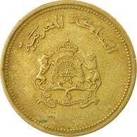Monnaie, Maroc, Al-Hassan II, 20 Santimat, 1987/AH1407, Paris, TTB - Maroc
