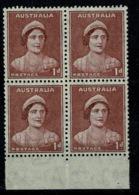 Ref 1234 - Australia 1945 - 2/= Kangeroo SG 212 Fine Used - Mint Stamps