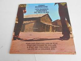 33T. ENNIO MORRICONE - LES BANDES SONORES DE SES FILMS - Pour Quelques Dollars De Plus, Il était Une Fois Dans L'ouest - Soundtracks, Film Music