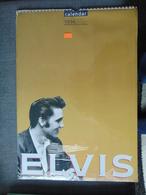 Elvis »Presley- Calendrier De 12 Mois Pour 1994 Par  Culture Shock - Unclassified