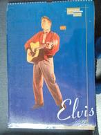 Elvis »Presley- Calendrier De 12 Mois Pour 1995 Par  Oliver Books - Unclassified