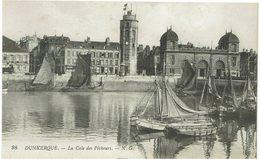 CPA - France - (59)  Nord - Dunkerque - La Cale Des Pêcheurs - Dunkerque