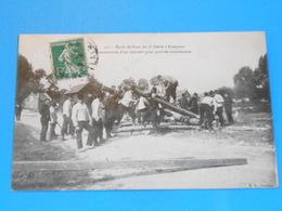 62 ) Fampoux - N° 221 - école De Pont Du 3ém Génie - Année  - EDIT - B.D - Autres Communes