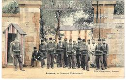 Avesnes Caserne Chémerault - Avesnes Sur Helpe