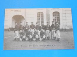 62 ) Arras - 3ém Génie - Groupe De La 3.3 - Année  - EDIT - Touly - Arras
