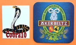 N°572  LES NOUVEAUTES  LOT 209 - Beer Mats